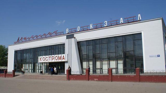 В Костромской области передумали закрывать районные автостанции