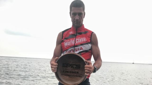 Новый рекорд выносливости в классическом триатлоне. 5 дней, 5 IronMan.
