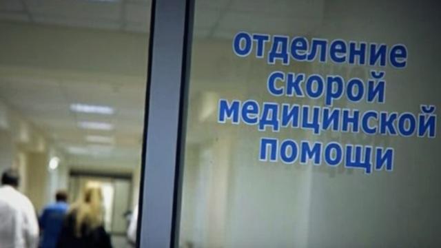 В Тамбовской области 15-летний водитель врезался в здание школы