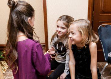 Русский соболь ближе к телу: Детская коллекция бренда Gutseriev & Maximova произвела фурор