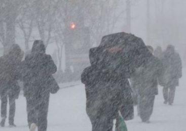В Костромской области 21 января ожидается сильная метель