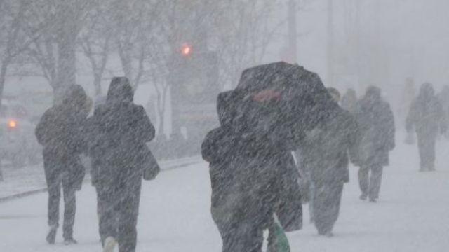 В Москве и Подмосковье в конце марта ожидается снегопад
