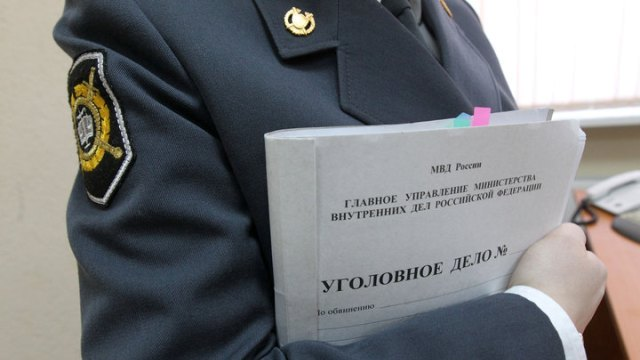 Белгородец украл утюг у пожилой матери