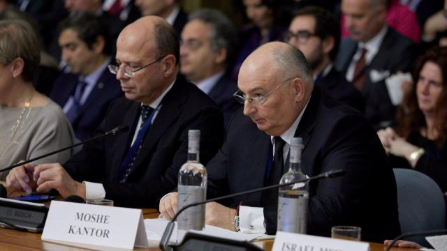 Президент ЕЕК Вячеслав Моше Кантор рассчитывает на принятие рабочего определения антисемитизма всеми странами-членами ОБСЕ