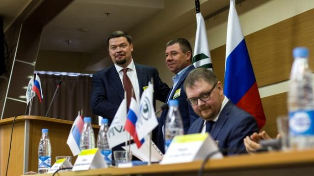 Александр Рявкин рассказал о важности международных контактов в деле поддержки инвалидов