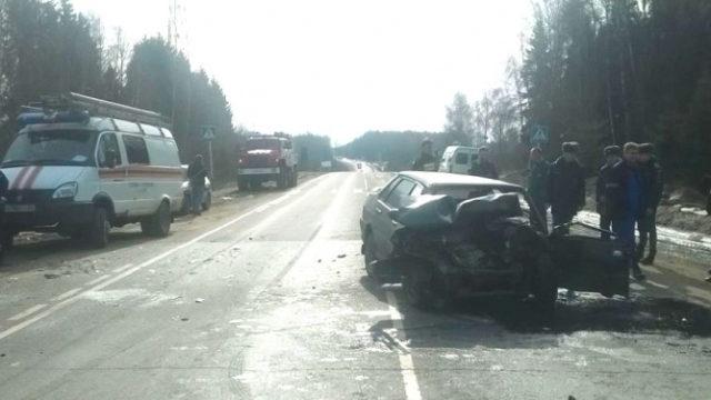 Автомобилист, спровоцировавший ДТП вИвановском районе искрывшийся сместа столкновения, установлен