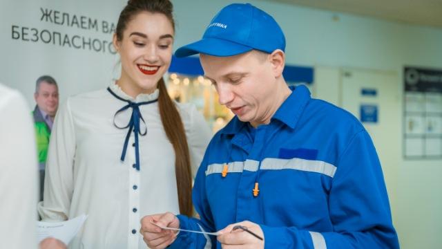 Культуру безопасного поведения прививает сотрудникам «Балтика-Новосибирск»