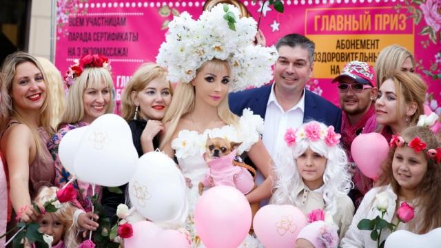 В Москве отметили Международный день блондинок