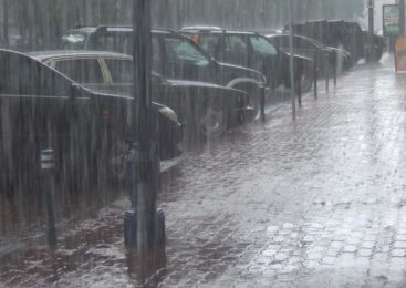 МЧС: в Забайкалье ожидаются ливни и грозы