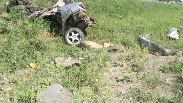 Смертельное ДТП вПензенской области: трое погибших исемеро пострадавших