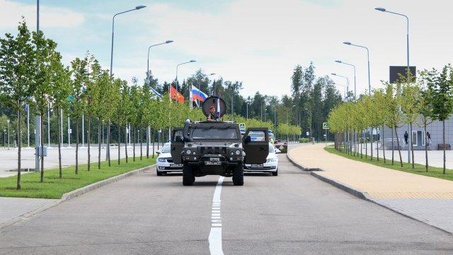 «Страж порядка» поможет содружеству России и Ирана