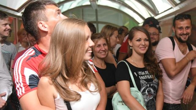 «Балтика» организовала для любителей пива «Пивную кругосветку»