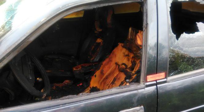 Житель Ивановской области спалил два автомобиля из-за неприязни