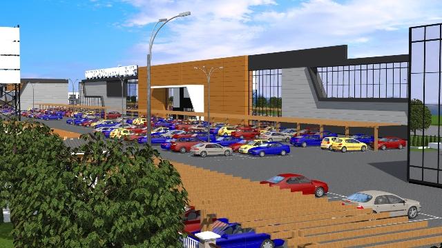 МИРОС» выполнит проектно-изыскательские работы для строительства торгово-ярмарочного комплекса под Симферополем