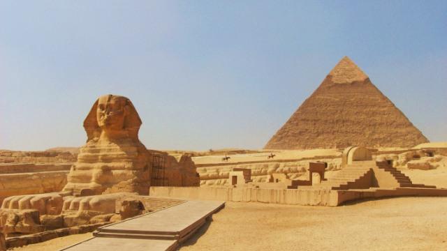 Способ строительства пирамид подробно описан в древнем папирусе