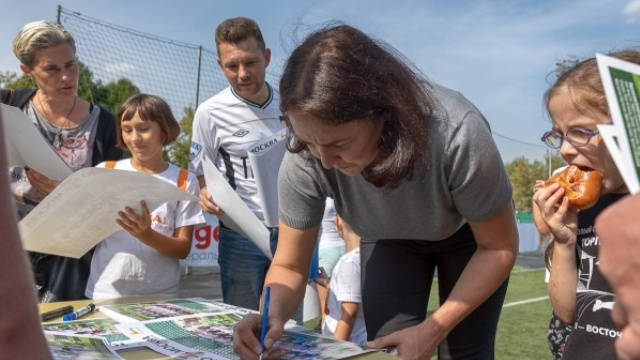 Президент «Торпедо» Елена Еленцева верит в возращение клуба в Премьер-лигу
