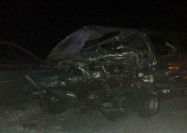 В Чувашии столкнулись четыре машины: пострадала супружеская пара