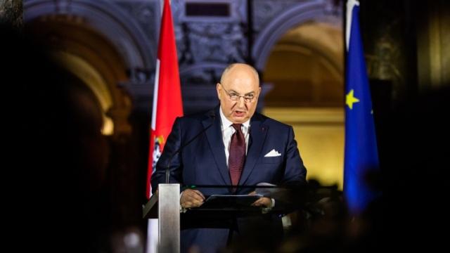 Президент ЕЕК Вячеслав Моше Кантор убеждён в эффективности «Декларации о борьбе с антисемитизмом», принятой в ЕС