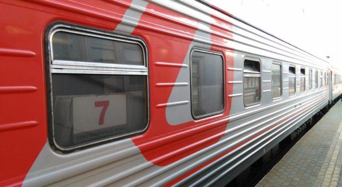 В Подмосковье скорый поезд насмерть сбил 42-летнего мужчину