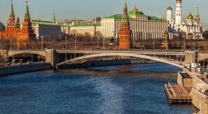 Апрель в Москве ожидается теплее обычного