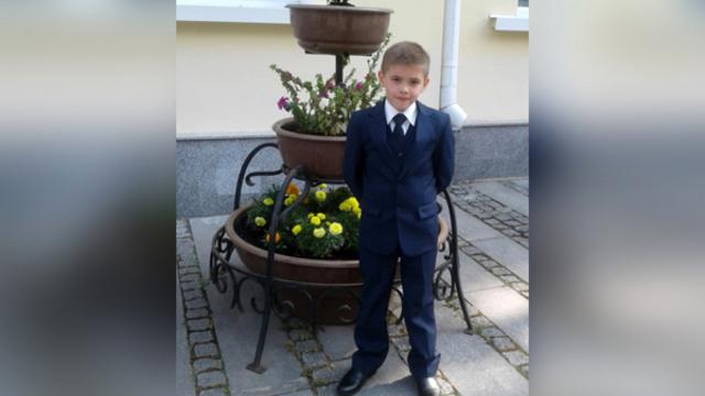 В Подольске пропал 10-летний Максим Дъяконов